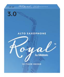 Royal Alto Sax Reeds by D'Addario - Formerly Rico Royal