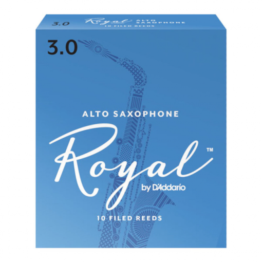 Royal Alto Sax Reeds by D'Addario - Formerly Rico Royal