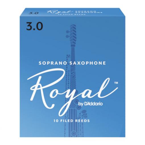Royal Soprano Sax Reeds by D'Addario - Formerly Rico Royal