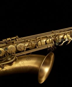 Kessler Custom Handmade Tenor Sax - Brushed Matte