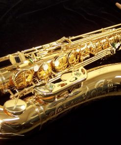 Julius Keilwerth MKX Tenor Sax - Gold Lacquer