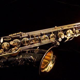 Selmer Paris 64JBL Series III Tenor Sax - Jubilee Black Lacquered