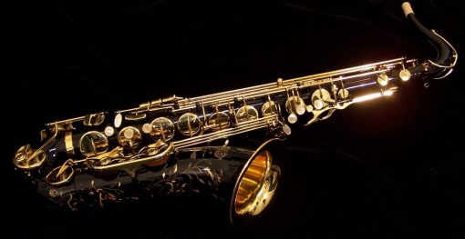 Selmer Paris 64JBL Series III Tenor Sax - Jubilee Black Lacquered
