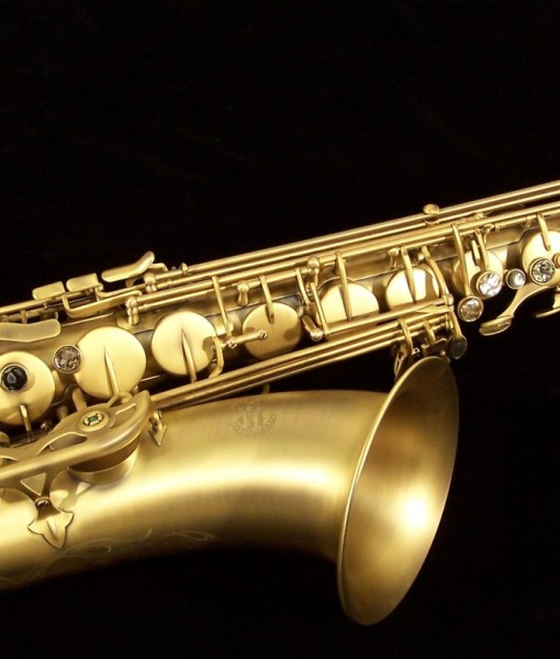 Kessler Custom Standard Series Tenor Sax Vintage Matte