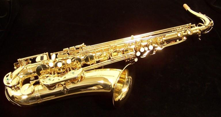 Student Tenor Saxophones: Kessler Custom Performance Series