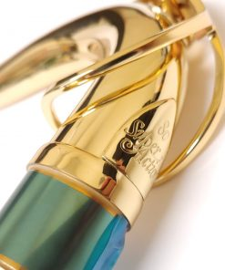 Series II Tenor Sax Neck - Jubilee, Gold Lacquer