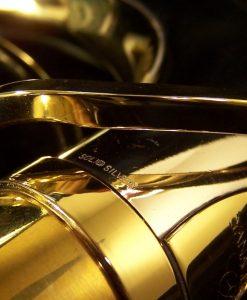 Yanagisawa Solid Silver Tenor Sax Neck