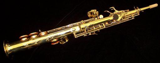 Kessler Custom Standard Series Soprano Sax