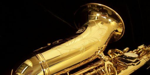Kessler Custom Performance Series Curved Soprano Sax