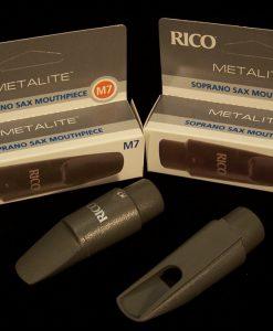 Rico Metalite Soprano Sax Mouthpiece