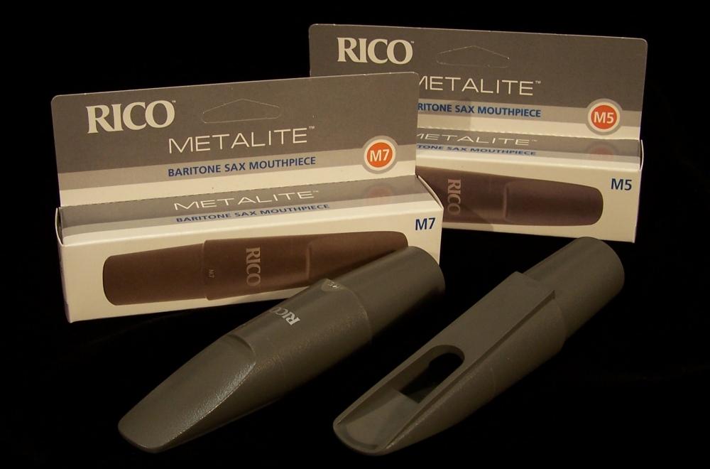 Rico M7 Metalite Mouthpiece For Tenor Sax