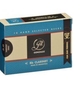 Gonzalez FOF Clarinet Reeds