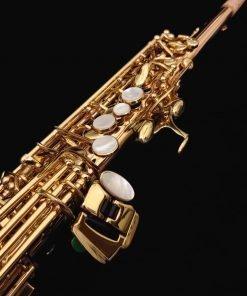 Kessler Custom Handmade One Pro Soprano Sax