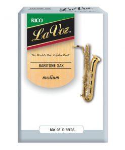 LaVoz Baritone Sax Reeds