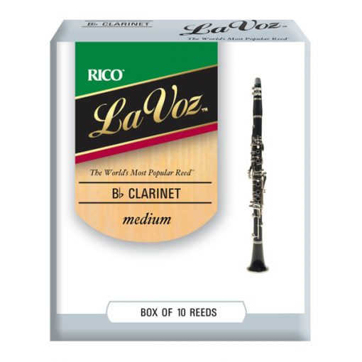 LaVoz Clarinet Reeds