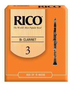 Rico Clarinet Reeds