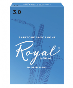Royal Baritone Sax Reeds by D'Addario - Formerly Rico Royal