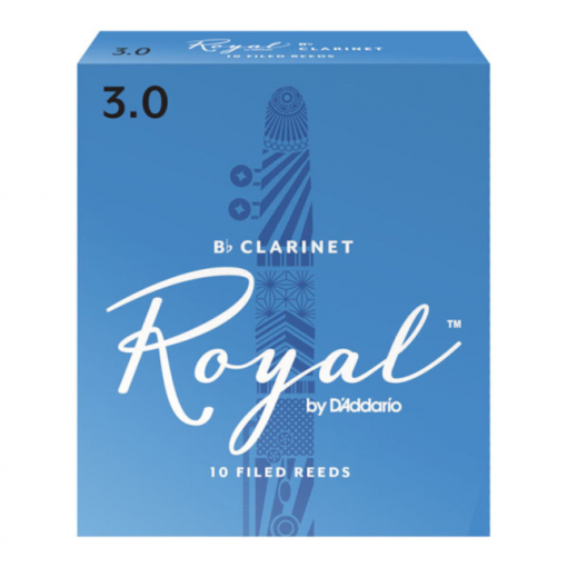 Royal Clarinet Reeds by D'Addario - Formerly Rico Royal