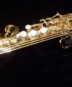 Antigua Intermediate Soprano Saxophones