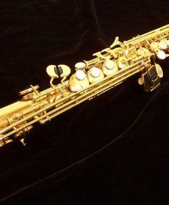 Yanagisawa S992 Bronze Soprano Sax