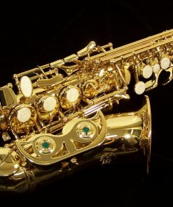 Kessler Custom Performance Series Curved Soprano Sax