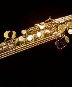Yanagisawa S9930 Solid Silver Soprano Sax