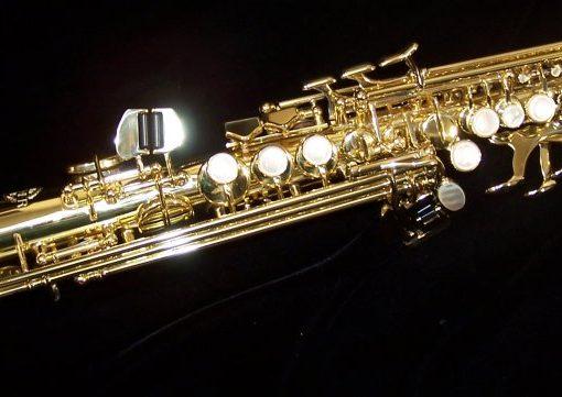 Selmer Paris Series II Sopranino Sax