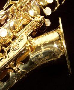 Yanagisawa SC9930 Solid Silver Curved Soprano Sax