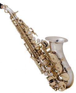 Yanagisawa SC9937 Solid Silver Soprano Sax