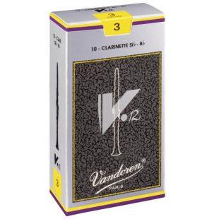 Vandoren V12 Clarinet Reeds