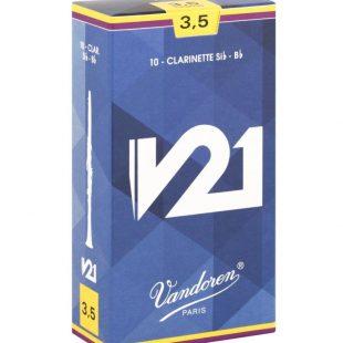Vandoren V21 Clarinet Reeds