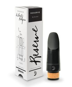 D'Addario Reserve Clarinet Mouthpiece