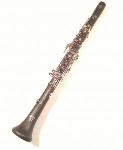 Backun Alpha Clarinet - Nickel Keys with Eb Lever