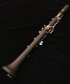 Backun Alpha Clarinet - Nickel Keys