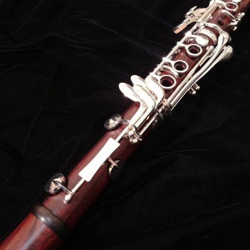 Backun Protege Clarinet - Cocobolo Wood