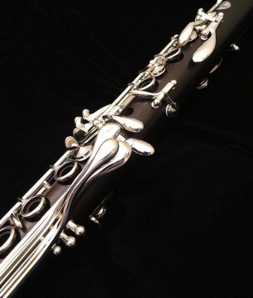 Buffet Festival Clarinet - Grenadilla Wood