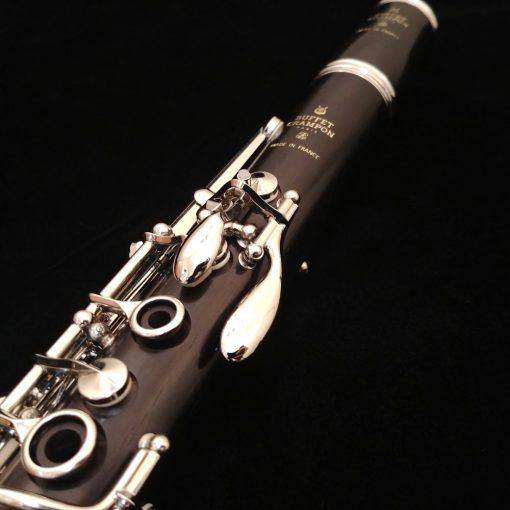 New Buffet R13 Clarinet - Nickel Plated Keys