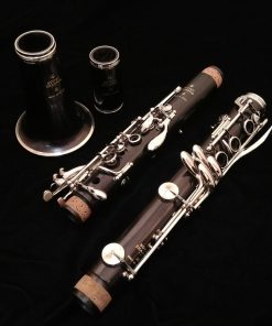 New Buffet R13 Clarinet - Nickel Plated Keys