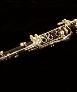 Buffet R13 Clarinet - Bb - Silver Keys