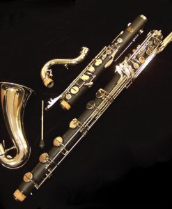 Kessler Custom Low C Bass Clarinet