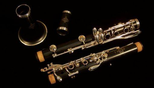 Buffet E11 A Clarinet - Key of A