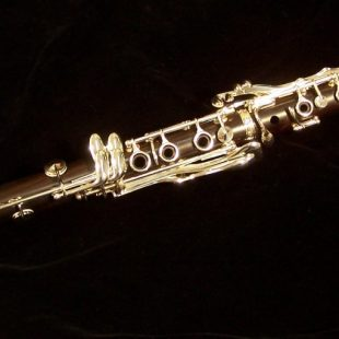 Buffet Festival A Clarinet - Key of A