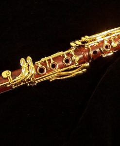 Backun MoBa Clarinet - Cocobolo Gold