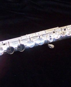 Pearl Alto Flutes - 206S Model Shown