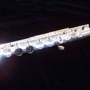 Pearl Alto Flutes - 206S Model Shown