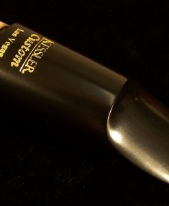 Kessler Custom Hard Rubber Bass Clarinet Mouthpiece
