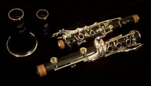 SeleS Presence A Clarinet - Key of A