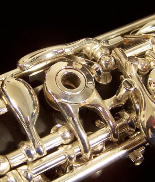 Kessler Custom Full Conservatory Composite Oboe