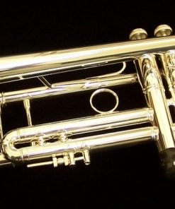 Bach 180S Series Stradivarius Trumpets | 180S-37 Shown