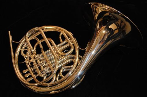 C.G. Conn 8D Professional Double French Horn